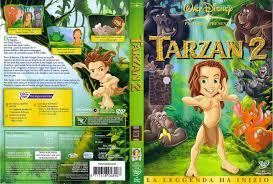 Disney Animazione: Tarzan 2 - DVD
