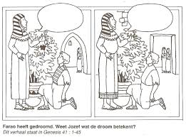 Farao Heeft Gedroomd Weet Jozef Wat De Droom Betekent Zoek De 10