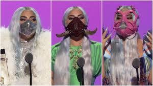 Lady Gaga en los premios VMA 2020 ...