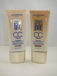 l visible lift cc cream review