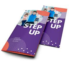 Design and Print Trifold Brochures on Canva