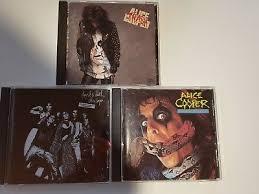 Alice Cooper Vinyl Decal Shock Rock Welcome To My Nightmare Eyes Classic Rock
