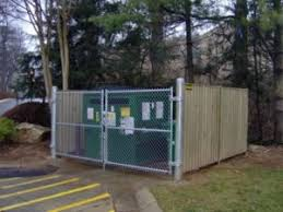 The Advantages Of A Fenced In Dumpster Enclosure Hercules Fence