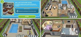 backyard live event the sims freeplay