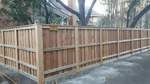Wood Fencing City Fence Co
