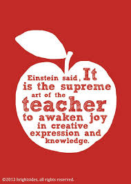 """Awesome gift for a great teacher...not everyone with a degree in ECE can do  this...Art of the Teacher - 5x7"""" - … 