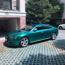 China Car Decal Crystal Glossy Green Full Body Vinyl Wrapping Film China Self Adhesive Vinyl Car Wrap