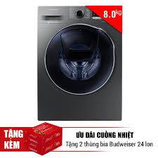 Máy Giặt Sấy Cửa Trước Inverter AddWash Samsung WD85K5410OX (8.5kg ...
