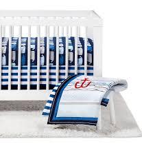 crib bedding set by the sea 4pc cloud