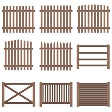 178 Broken Fence Illustrations Royalty Free Vector Graphics Clip Art Istock