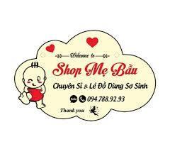 Shop Mẹ Bầu - Các Sản Phẩm Cho Mẹ Và Bé Giá Rẻ - Home