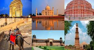 3 days golden triangle tour a short