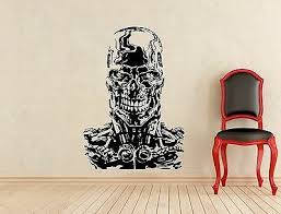 Details About Terminator Wall Decal Judgment Day Vinyl Sticker Home Interior Decor Mural 74z In 2020 Star Wars Wall Decal Vinyl Sticker Wall Decals