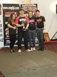 Congratulations to Vince Wood and his... - WNPF Powerlifting | Facebook