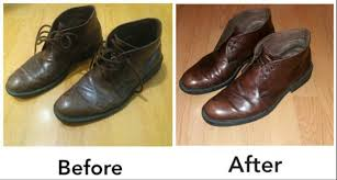 clean your leather boots like a pro