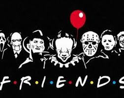 Friends Decal Etsy
