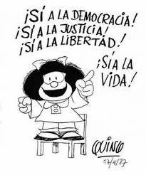 21 entrañables viñetas de Mafalda para homenajear al genial Quino ...