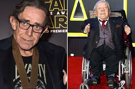 Star Wars Peter Mayhew writes emotional letter after passing of co-star  Kenny Baker - Radio Times