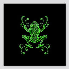 Tree Frog Car Accessories Cafepress
