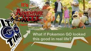 Shiny Pokemon GO for Adventure Week update with hints at new ...