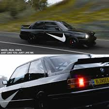 Playing Forza Horizon 4 And Decided To Try The Decal Maker Thing Because I Usually Don T And The First Car That Came To Mind Was The Bmw From Nikes Frankocean