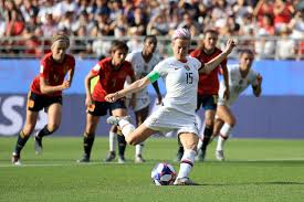 WATCH: Megan Rapinoe scores on another penalty kick vs. Spain in FIFA  Women's World Cup – The Denver Post