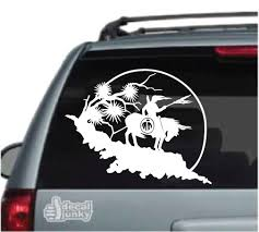 End Of The Trail Indian Car Decals Stickers Decal Junky