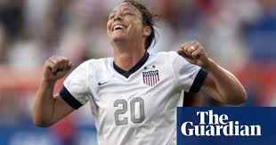 Abby Wambach passes Mia Hamm's international scoring record   USA women's  football team   The Guardian