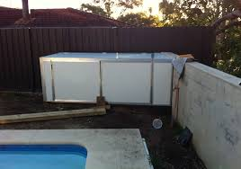 Diy Sound Proof Pool Equipment Enclosure