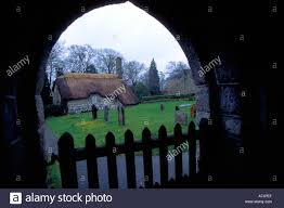 The cemetery of the Church of St Peter Buckland in the Moor Devon Stock  Photo: 3870446 - Alamy