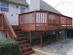 Behr Terra Cotta Solid Color Stains On Decks Fences Exterior Wood Stain Deck Stain Colors Staining Deck