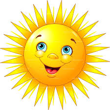 Happy sun sunshine clipart - WikiClipArt