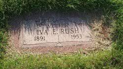 Iva Elizabeth Fisher Rush (1891-1953) - Find A Grave Memorial