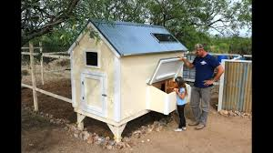 Chicken Coop Tour Rainwater Harvesting Solar Diy Feeder And More Youtube