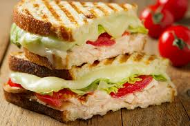 a list of great panini recipes