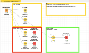 knime r issue knime extensions