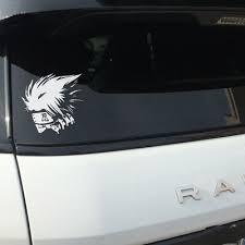 Naruto Car Decal Zeppy Io