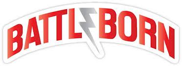 Battle Born The Killers Vinyl Sticker Decal 3 Sizes Vinyl Etsy