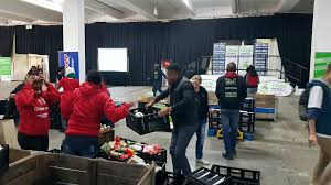 United Business Solutions Volunteers for FoodForwardSA on Mandela Day |  United Business Solutions