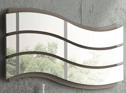 stylish modern wall mirrors