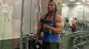 cannon curl arm blaster from core