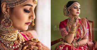latest bridal make up trends in kerala