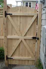 Shocking Gate Wooden Diy Designs Stockade Fence Image For Building A Wood Concept And Popular Building Wooden Gate Designs Fence Gate Design Wood Fence Gates