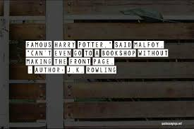 top all draco malfoy quotes sayings