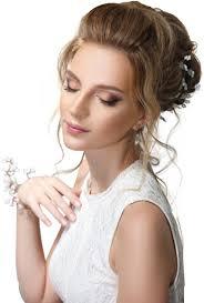 bridal fashion makeup and hairstyling