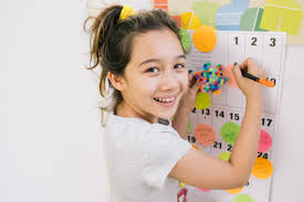 Printable Calendar For Kids Lovetoknow