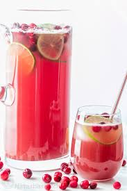 cranberry pineapple punch recipe
