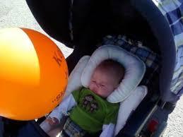 snuzzler infant support insert for car