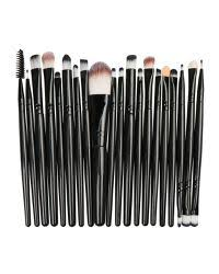 makeup brushes in our beauty