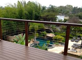 Stainless Steel Wires Modern Terrace San Diego By San Diego Cable Railings Houzz Ie